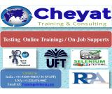 Selenium Online Training and job support by cheyat tech