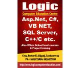 Logic Computer Education offers C,C++,Asp.net,C# Sql Server,tally,python etc