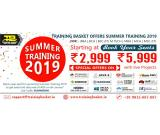 Amazing Training Basket | 6 Weeks Summer Training in Noida