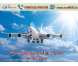 Hire Possible Low-Cost Air Ambulance Service in Bhubaneswar