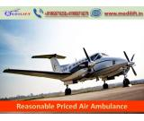 Get Unmatchable Charter Air Ambulance Service in Guwahati