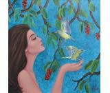 Original Artwork for Sale: Buy Canvas Paintings online in Indian Art Zone