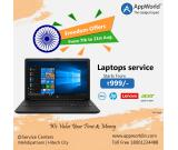 Multi Brands Service Offer for Laptops Starts @ Rs.999/- | AppWorld