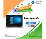 MultiBrand Laptops(hp, lenevo, dell) Sale Starts from Rs.18,900/- | AppWorld
