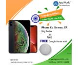 Buy Any (iPhone XR to iPhone Xs max) & get Free Google Home Free | AppWorld