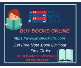 Mybookvilla online book shop indore