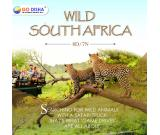 Come with us on incredible adventure, Wild South Africa.