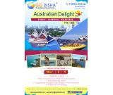 Delight your loved ones with memorable tour of Australia