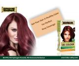 Unique & Pleasant  Hair Coloration with Indus Valley Organic Gel Hair Coloration
