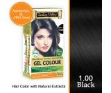 Natural Black Hair Color and Black Hair Dye - Indus Valley