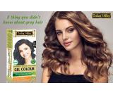 Get Your Hair dark brown Its Natural Color