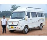 TEMPO TRAVELLER RENT FROM MYSORE TO COORG MADIKERI