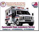 Complete Patients Care Ambulance Services in Dwarka, Delhi By Panchmukhi Ambulance