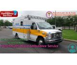 Affordable Price Ambulance Service in Ghaziabad By Panchmukhi
