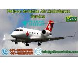 Low-Budget Air Ambulance in Amritsar By Pelicon Aviation