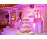 theme Wedding decorations sharjah