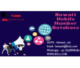 Kuwait Mobile Number Database