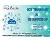 Internet of Things (IoT) Training Overview