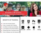 Best Web-designing Industrial Course Training Mohali | Erginous Technology