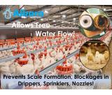 Water Softener Suppliers for Poultry Farms