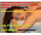 Mumbai profesniol male Massuer Ravi