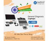General Diagnosis Laptop Freedom Offer @AppWorld