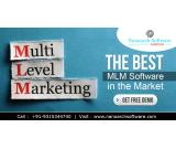 How to build strong network with mlm software company in India?