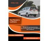 24/7 Hours Taxi Services in LUDHIANA