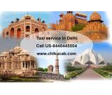 Book Delhi Cabs at lowest price from Chikucab.com
