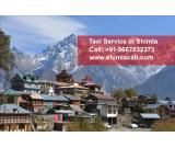 Plan Your Trip of Shimla Manali with ShimlaCab