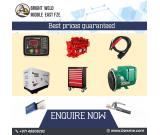 ONE STOP SHOP FOR ALL YOUR INDUSTRIAL NEEDS (Power and welding division products)