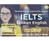 Best IELTS Coaching Center in Mohali | Zcc Group India