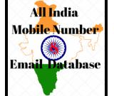 Indian mobile number list