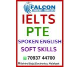 Top IELTS Coaching in Hyderabad | Falcon Consultancy