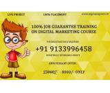 Best online digital marketing training institute in Hyderabad India