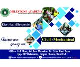 AE/JE exam preparations by Milestone Academy, Ranchi