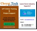 uft online training/job support/interview support by cheyat tech