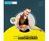 Keto Weight Loss Solution | Easy Diet Meal Plan | Get your plan today.