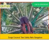 Coconut Tree Safety Nets In Bangalore www.balconysafetynetbangalore.co.in