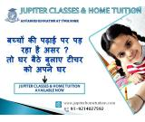 JUPITER CLASSES AND HOME TUTION