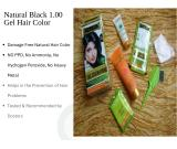 Chemical Free Gel Hair Colour Dark Brown at Best Price in India
