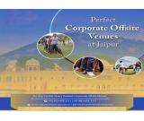 Conference Venues In Jaipur  | Corporate Offsite Tours