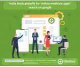 Which Country is leading the search for online Pharmacy Services?