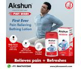 Akshun Lotion For Pain Relief - For All Types of Pain
