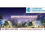 Company Registration in Noida with Pleasing Speed and Cost!