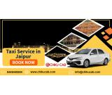 Book your taxi in Jaipur for local & outstation rides.