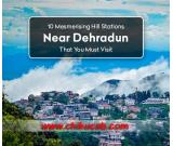 Get the best deals for car hire from Dehradun