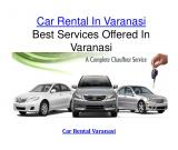 Book Car on Rent in Varanasi without Driver