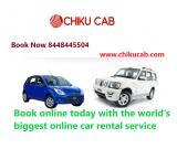 Chiku Cab offers car rental services in India