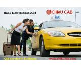 Booking Online Cab Services in Ludhiana from Chiku Cab